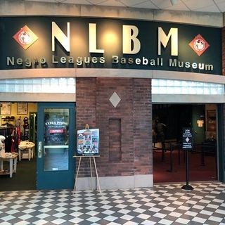 Live from the Historic Negro League Baseball Museum!!