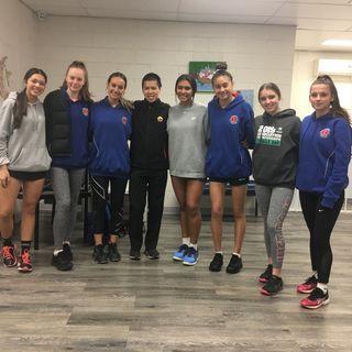 SSS: St Albans Caroline Springs (Westside) U17 Netball State Champions 150719
