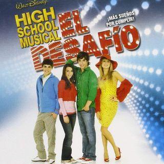 High School Musical: El Desafio [PARTE 2]