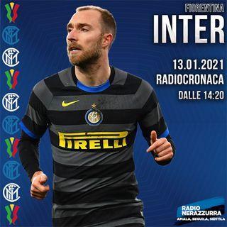 Post Partita Fiorentina - Inter 1-2  - 210110