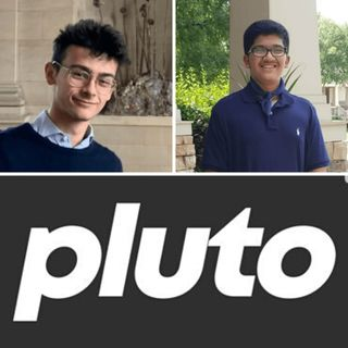 Noah Valens and Shourya Seth, Pluto Delivery