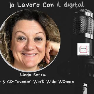 #31 Storie di professioniste coraggiose con Linda Serra