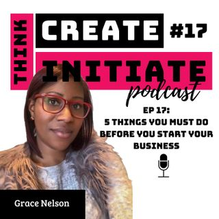 017 5 Things You Must Do Before You Start Your Business