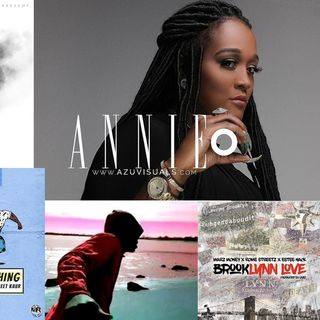 Supporting Local Artists Episode11 by Mistah Wilson (Annie-O + Siahh + Garvey Avenue by MWP + more...)