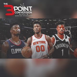 The 3 Point Conversion Sports Lounge- NCAA Football BIG 10 In Trouble(?), (NFL) Is Baker Mayfield Ready, MLB Divisional Races, NBA Power