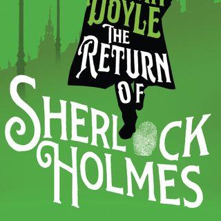 The Return Of Sherlock Holmes Part 1