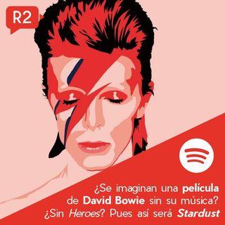 ¿Una película de David Bowie sin su múica? Sí