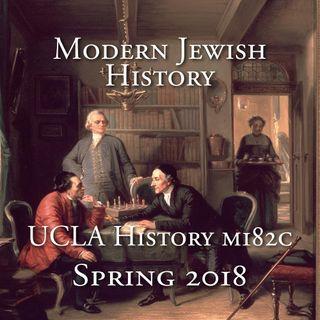 Modern Jewish History (UCLA Spring 2018)