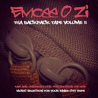 Emcee O'Zi - Tha Backpack Mixtape Vol.2