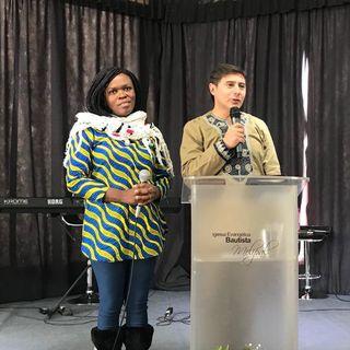 Predicación del pastor Patricio Villarroel y su esposa Esperanza 04-8-19