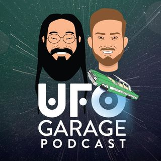 UFO Garage Episode 23 - GUEST: Jocelyn Buckner, Sedona Vortexes and Flying Saucer Evidence