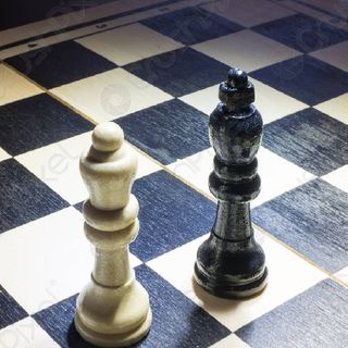 Checkmated LuciFruit, The Demiurge Of This World (Before I Quit)