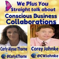 We Plus You w/Carly and Corey