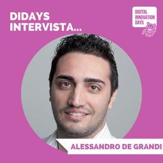 DIDAYS Incontra Alessandro De Grandi, CEO & Founder di The Nemesis