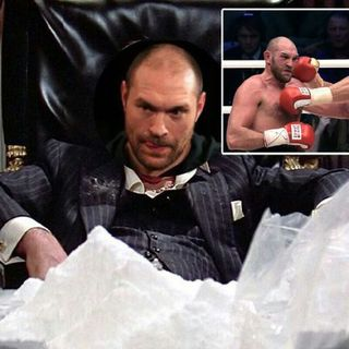 Tyson Fury relinquishing His Belts! Cocaine! Ward Kov. (Late Night with Lobcity 6255)