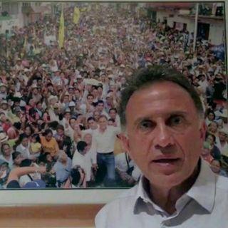 Yunes presentará pruebas contra Javier Duarte