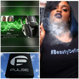 "The Kevin & Nikee Show - Tiara T. Parker - Freelance Make-up Artist ""Define Your Beauty"" Define by T"