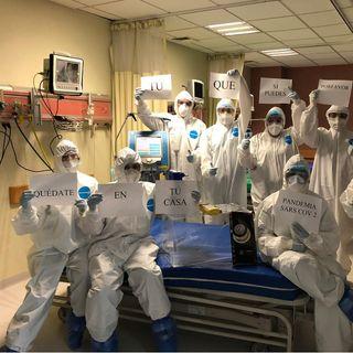 Médicos podrá hospedarse en Los Pinos