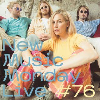New Music Monday Live #76