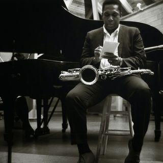 "Jam Session ""John Coltrane THE LOST ALBUM"" By Simone Dal Santo"