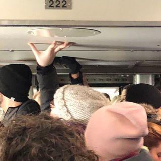 Commuter Rail Passenger Describes MBTA Frustrations