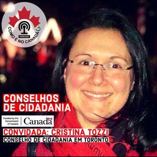 Conselhos de Cidadania | Cristina Tozzi | Ep.21