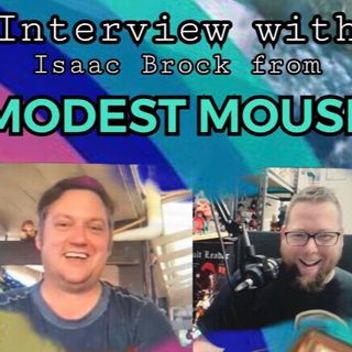 Isaac Brock from Modest Mouse talks 'The Golden Casket', Metallica and almost moving to New Zealand