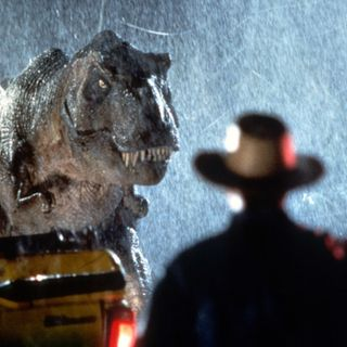 Hero Heads Podcast - Jurassic Park