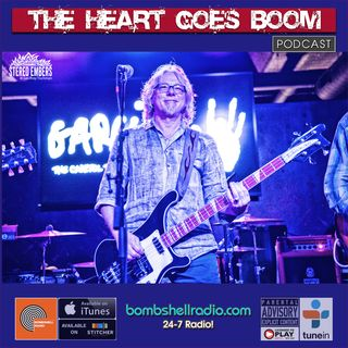 The Heart Goes Boom 115 - THGB 001115