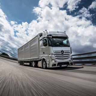 Puntata 37/2020 del 23 gennaio - Ospite: Domenico Andreoli (Mercedes-Benz Trucks) - Truck of The Year 2020 e Sicurezza