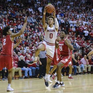 Indiana Basketball Weekly: A Hoosiers-Badgers recap W/Collin Hartman and Steve Risley