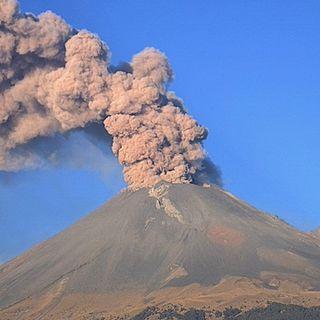 Registra el Popocatépetl 119 exhalaciones