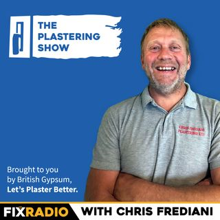 The Plastering Show on Fix Radio Podcast