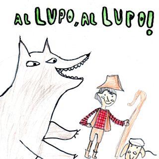 Al Lupo Al Lupo  Favola letta da Viola Borrelli