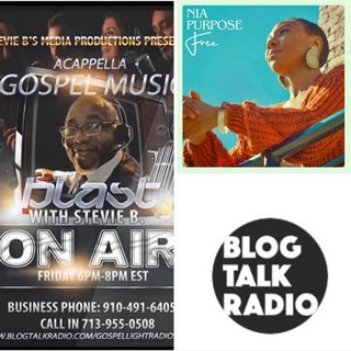 Stevie B's A Cappella Gospel Music Blast