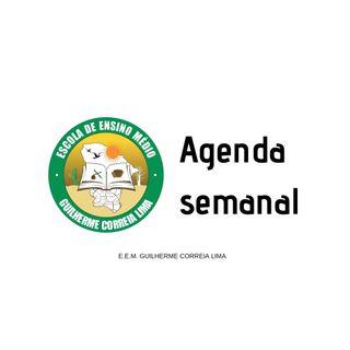 Agenda Semanal | 28.09.2020