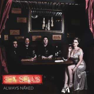 Skylar Steffy from the Seattle, WA Alt Rock Band Always Naked, stopped by to speak with Patricia M. Goins