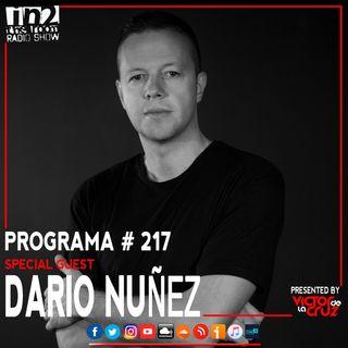 PODCAST #217 DARIO NUÑEZ