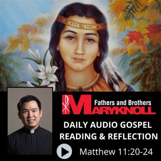 Matthew 11:20-24, Daily Gospel Reading and Reflection