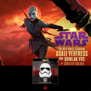 Christie Golden Interview: Star Wars: Dark Disciple