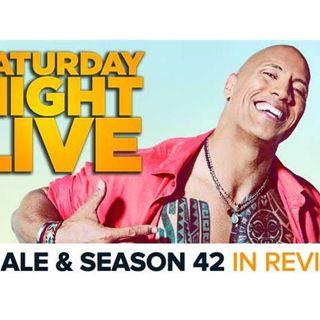 Saturday Night Live | Dwayne Johnson Recap & Season 42 in Review