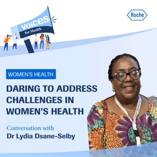 Daring to address challenges in women's health