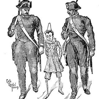 Collodi: Le avventure di Pinocchio