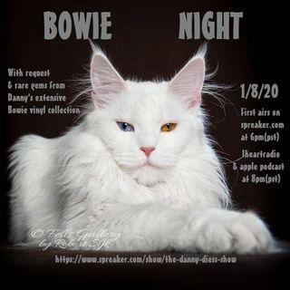 Bowie Night 2020
