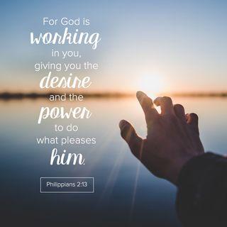 Episode 120: Philippians 2:13 (April 30, 2018)