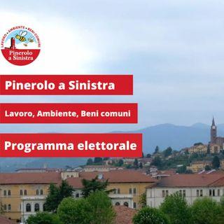 Franco Milanesi presenta Pinerolo a Sinistra LAB