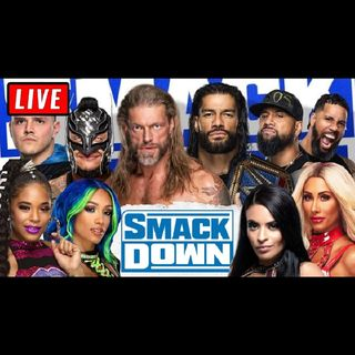 NTK WRESTLING TALKSHOW: EP.1 | MY THOUGHTS ON WWE SMACKDOWN
