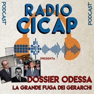 Radio CICAP presenta: Dossier Odessa, la grande fuga dei gerarchi
