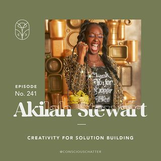 S05 Episode 241 | Reimagining waste as a resource, creativity's battle against commerce & the importance of welcoming financial sustainabili