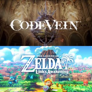 6x17 - Code Vein y The Legend of Zelda Link's Awakening
